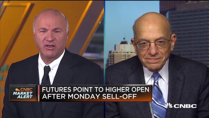 Watch Shark Tank's Kevin O'Leary debate China trade with a Wharton professor