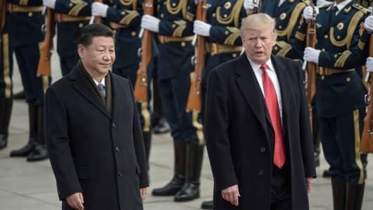 Trump's juggling act puts China, Iran, Venezuela and North