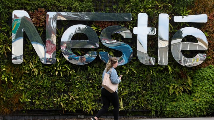 Nestle in talks with EQT Partners to sell skin health unit