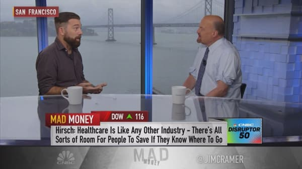People should be able to get health care without going bankrupt, GoodRx co-CEO says