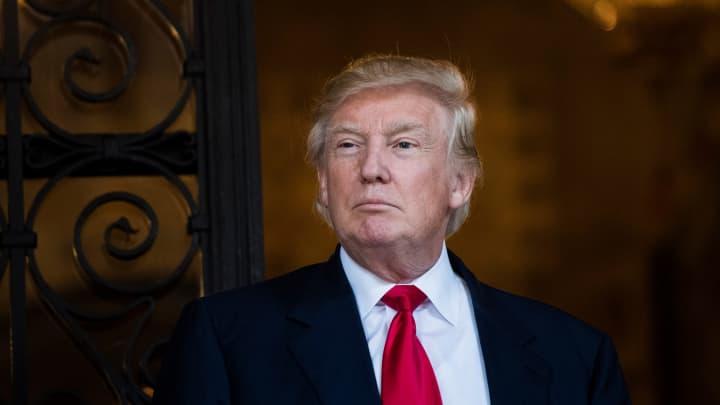 President Trump's annual financial disclosure report shows drop in Mar-a-Lago income