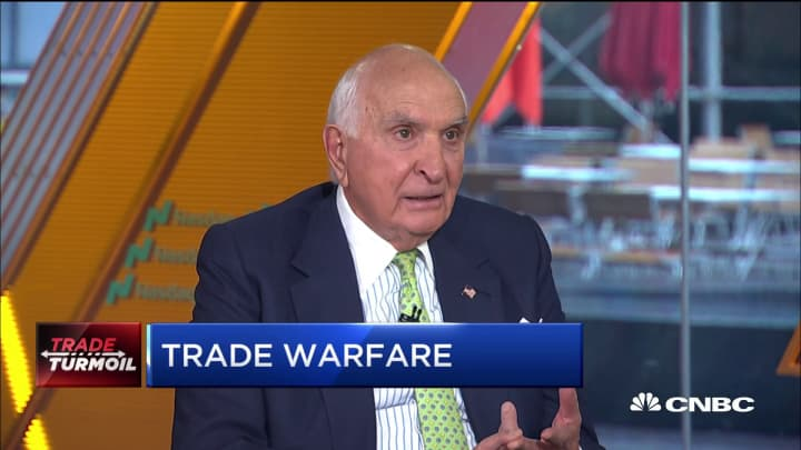 Home Depot co-founder Ken Langone: Trump is doing the right thing on China