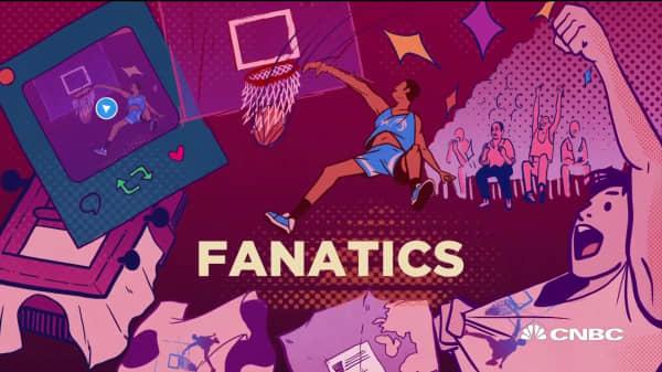 a4073eb8c96 Why apparel company  Fanatics  ranked 25 on ...