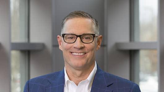 Scott Spradley, Executive Vice President & Chief Technology Officer Tyson Foods.