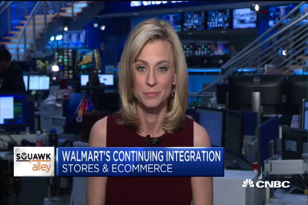 From advertising to A I , Walmart is doing a lot more than