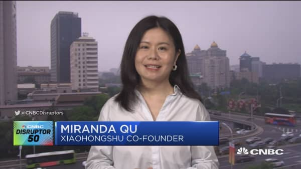 CNBC Disruptors 50: How Xiaohongshu aims to shakeup and revolutionize the e-commerce industry