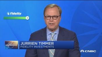 Jurrien Timmer talks stock prices