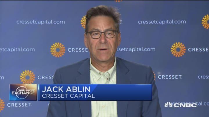 Jack Ablin on volatility