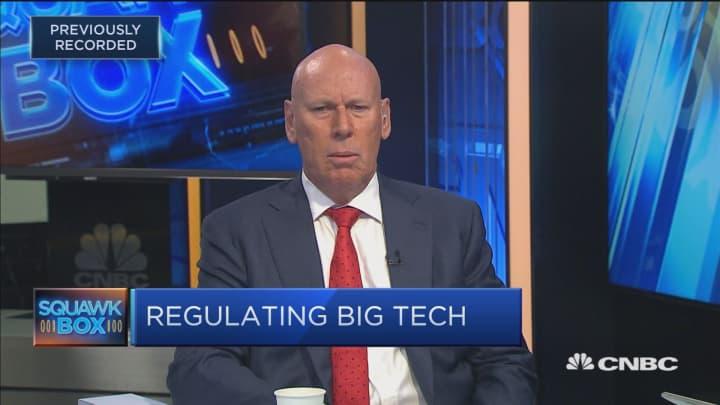 Strategist says he prefers 'boring' stocks over tech shares