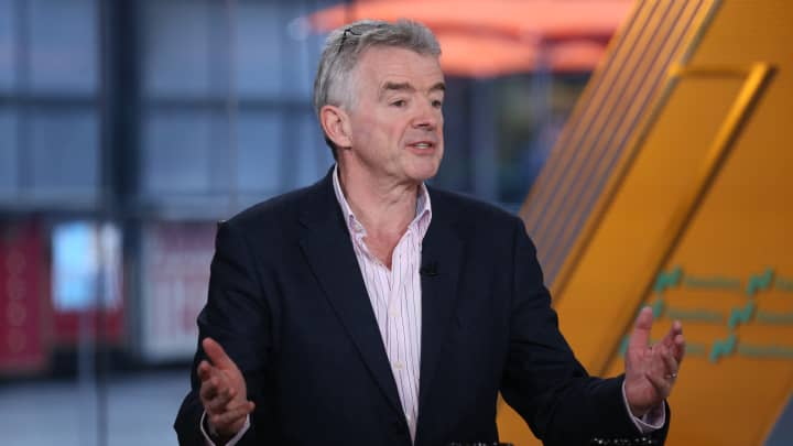 RyanAir CEO Michael O'Leary on the Boeing 737 Max, oil prices and more