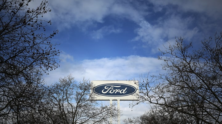 Ford announces job cuts as part of its workforce redesign