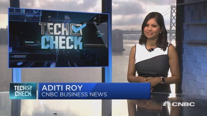 CNBC Tech Check Morning Edition: May 20, 2019