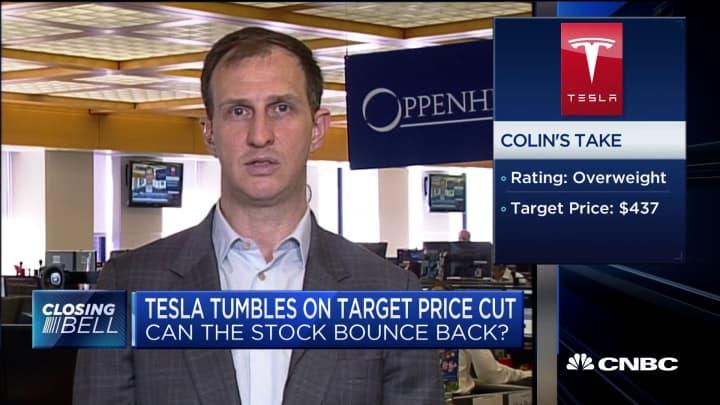 Tesla's guidance achievable, says Oppenheimer's Rusch