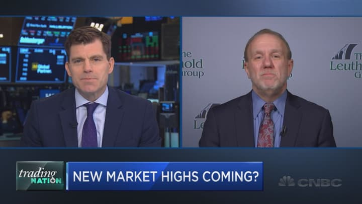'We could have a heck of a nice second half,' Wall Street bull Jim Paulsen says