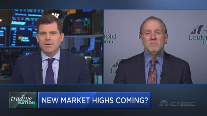 The trade war's 'wall of worry' is setting the stage for a second half rally, market bull Jim Paulsen says