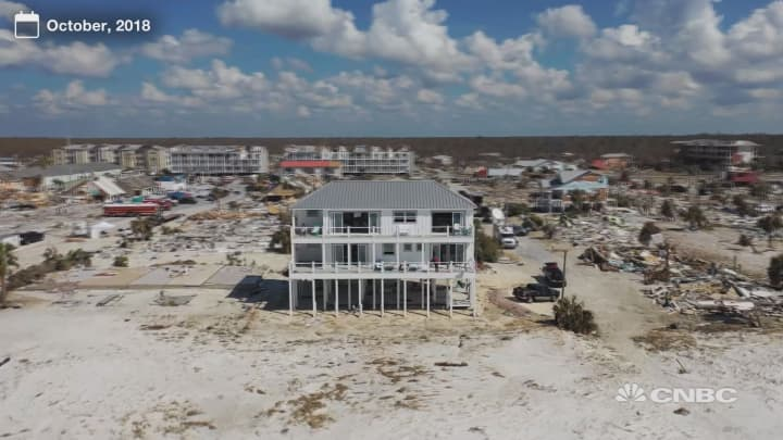 Rising Risks: The quest to build hurricane-proof homes