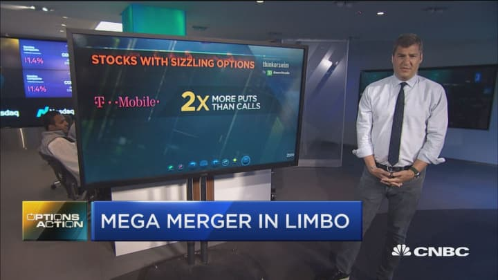 T-Mobile and Sprint mega merger in limbo
