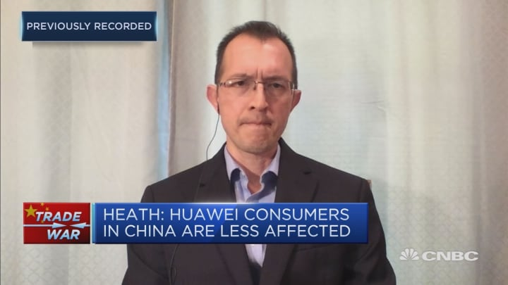 'Not a stretch' to think Huawei could threaten national security, expert says