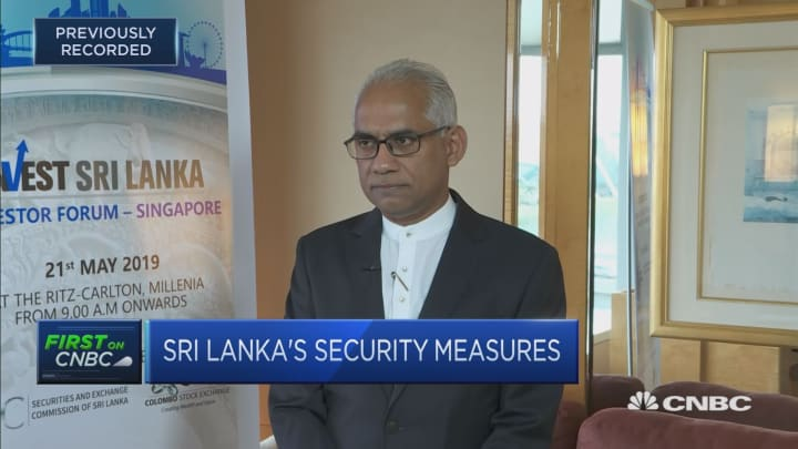 Sri Lanka's Finance Minister on how the country is recovering from the Easter bombings