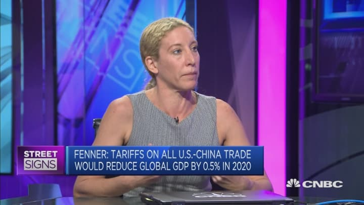 Don't expect a 'quick resolution' on US-China trade 'anytime soon': Economist