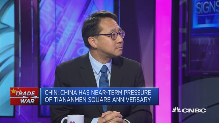 It's a 'very sensitive time' in China now: Milken Institute