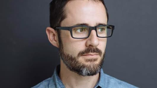 Ev Williams, co-founder and CEO of Medium