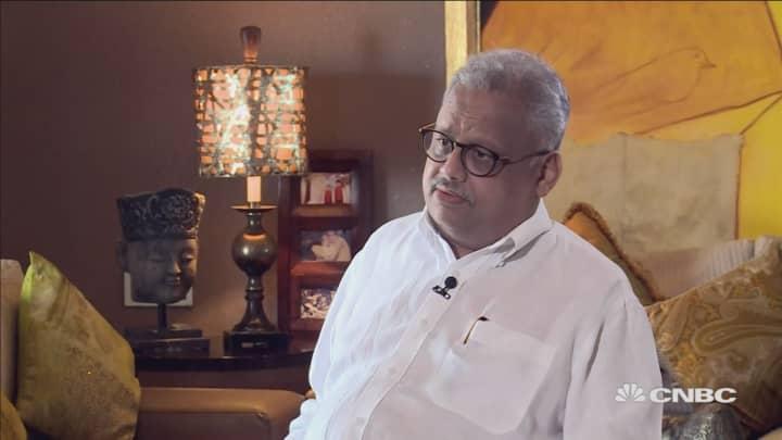 Indian billionaire Rakesh Jhunjhunwala on his country's economic potential