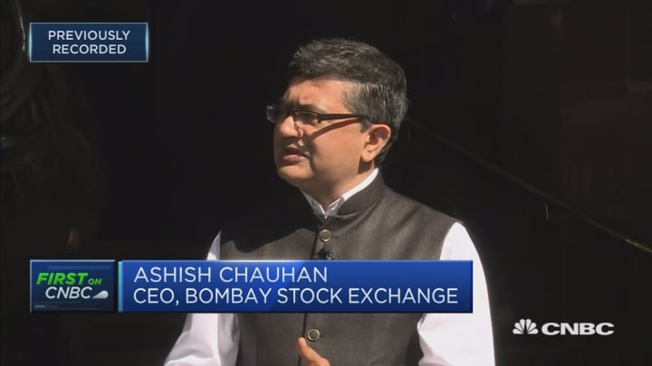 India's uniqueness is in how open it is to foreign investors: Bombay Stock Exchange CEO