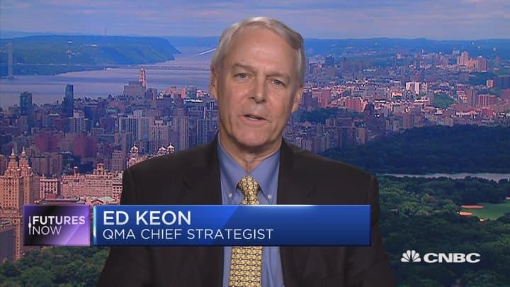Trade war putting stocks in a danger zone, warns top market watcher
