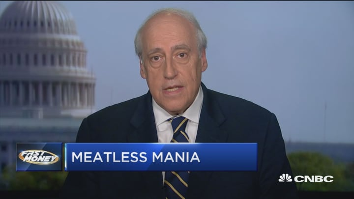 There 'really no evidence' of plant-based meats' nutritional benefits: Former U.S. Ag Sec.