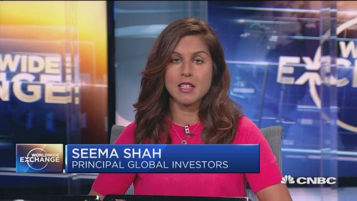 Principal's Shah: If tech struggles because of the trade war, it will also be an issue for the overall market