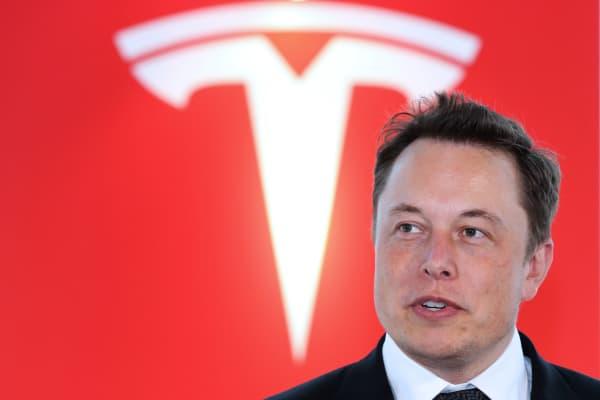 Elon Musk - CNBC