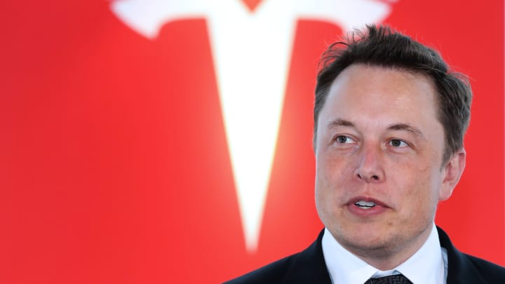 Watch the highlights from Elon Musk speaking at Tesla shareholder meeting