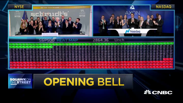 Opening Bell, May 22, 2019
