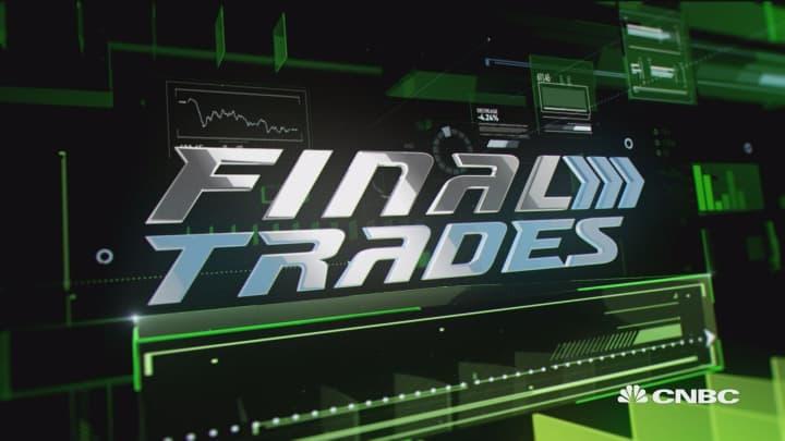 Final trades: Marriott, CME, Sea Ltd., Disney & Biotech