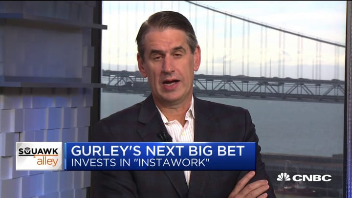Schedule flexibility in gig economy is valuable to workers, says Benchmark's Bill Gurley