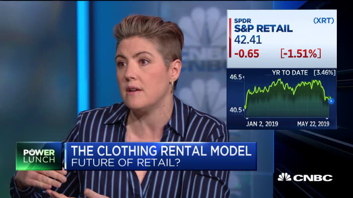 Urban Outfitters' new clothing rental program signals rental is here to stay: CaaStle CEO