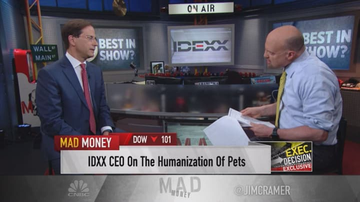 Idexx Labs: Counting on millennials to boost pet-care industry