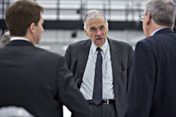Ralph Nader: The FAA is a consulting firm for airlines not a regulator