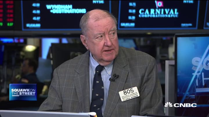 Cashin: So much of the sell-off is about trade