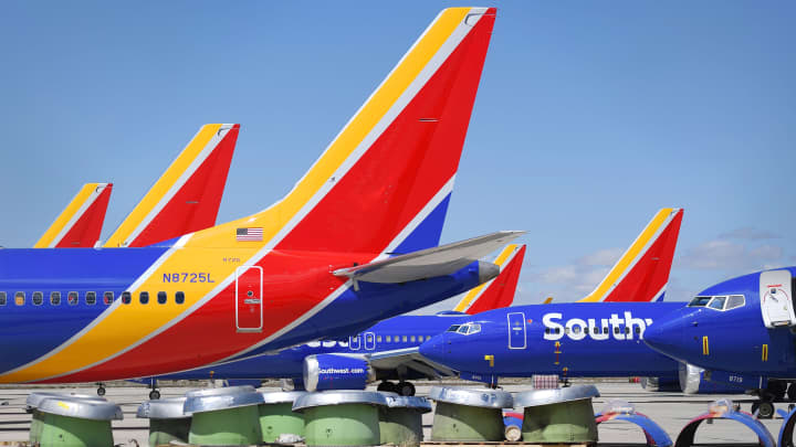 Why Boeing's problems are hurting Southwest Airlines