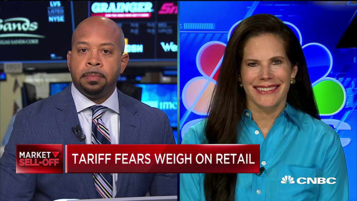 Department stores will get hit hardest from trade tension, says analyst