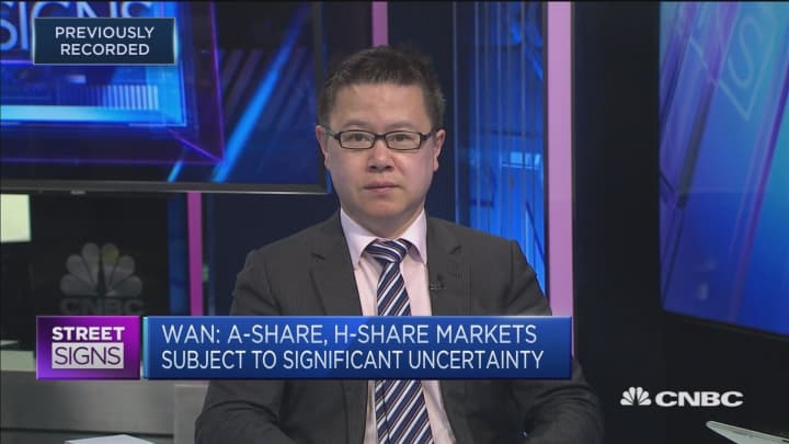 Stay away from China's tech sectors: Partners Financial Holdings