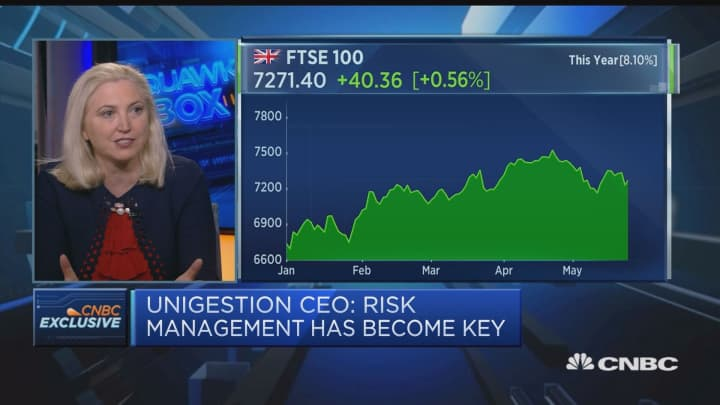 Investors need a basket of 'diversifiers,' strategist says