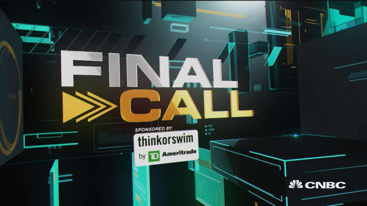 The Final Call: CAT, T & XHB