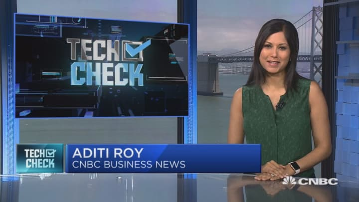 CNBC Tech Check Evening Edition: May 24, 2019