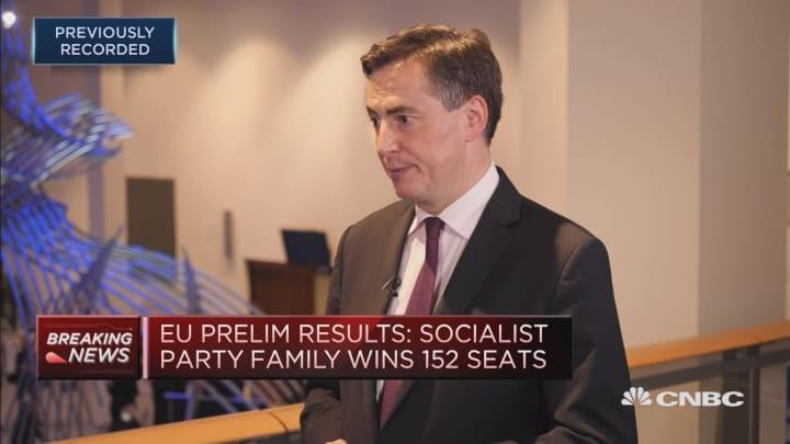 European Parliament 'needs stability,' says German politician