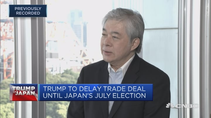 Trump and Japan's Abe have been 'relying on each other,' expert says