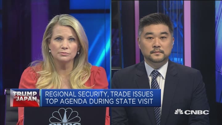 Trump's Japan visit has 'limited implications' on markets: Strategist
