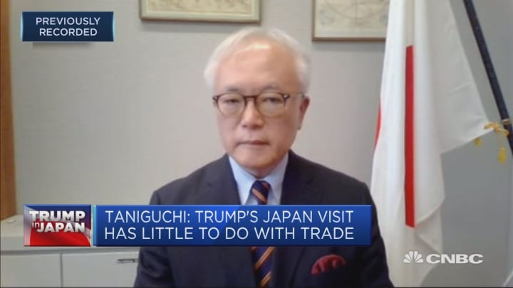 Trump's visit to Japan is 'all about symbolism,' says expert